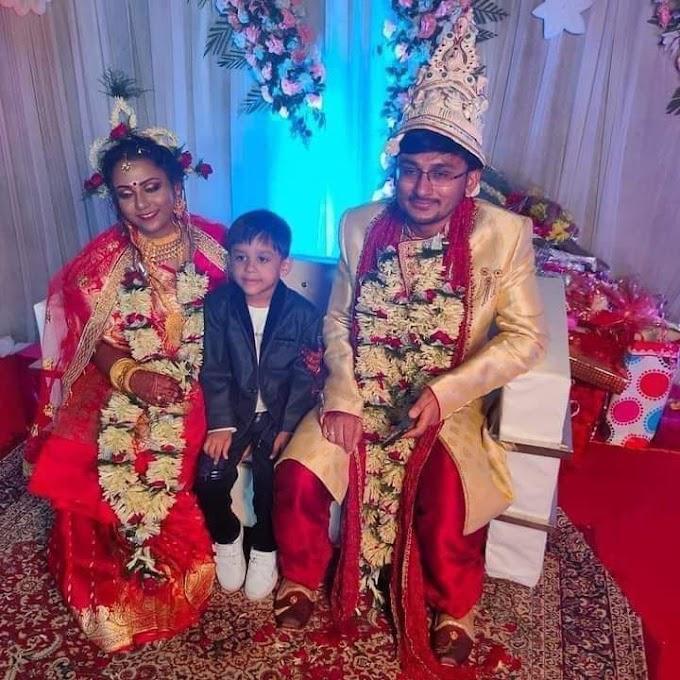 एक शादी ऐसा भी : छपरा डीएम की आईआरएस लड़की से पूर्णिया में शादी, 100 से कम मेहमान आए