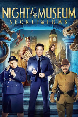 Night at the Museum: Secret of the Tomb (2014) BluRay 720p HD Watch Online, Download Full Movie For Free