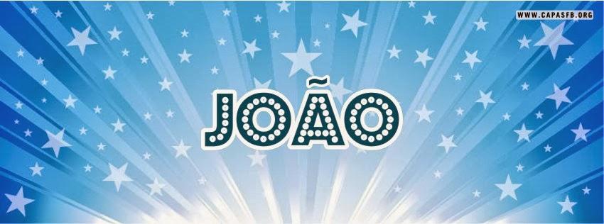 Capas para Facebook João