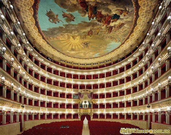 Оперний театр Сан-Карло, Неаполь, Італія, 2009