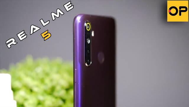 فيديو مراجعة كاملة ريلمى 5 | Realme 5 Review