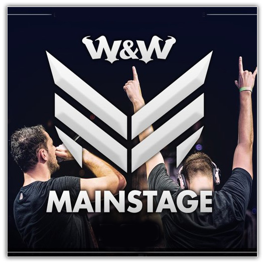 Listen W&W - Mainstage Podcast 345 (27-01-2017)