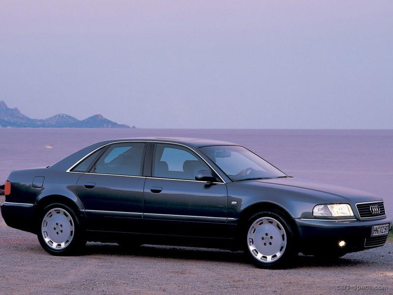 1998 Audi A8 Sedan Specifications Pictures Prices