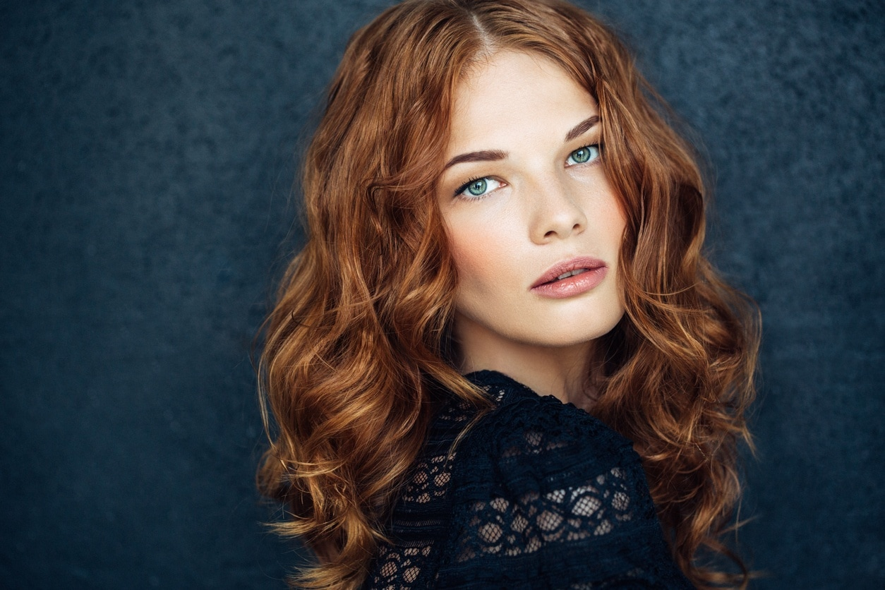 20+Latest Copper Highlights Hair Color Ideas for any style 4