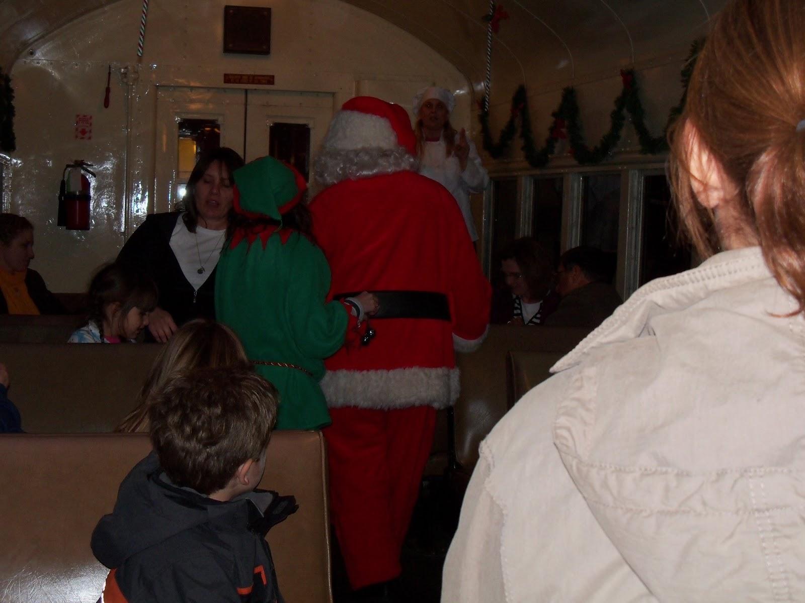Polar Express Christmas Train 2010 - 100_6325.JPG