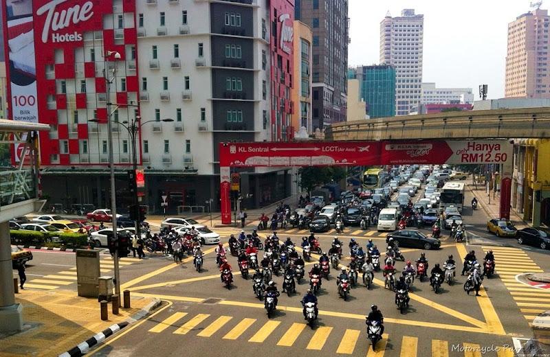 Malaysia Motorcycle tour