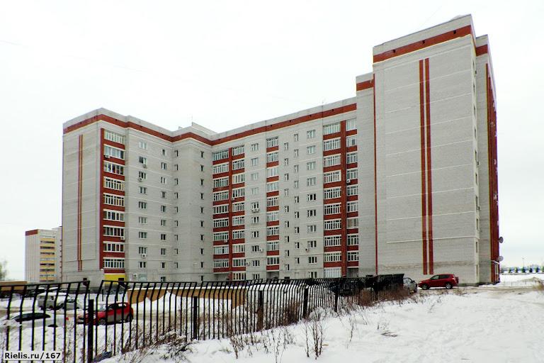Казань, П.Лумумбы 64