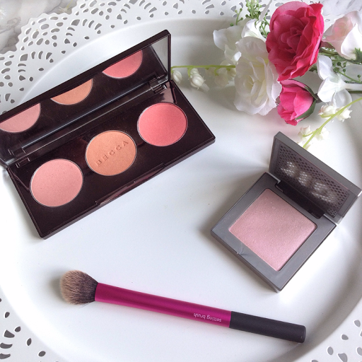 Blusher & Highlighting