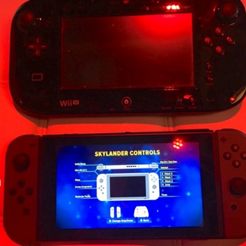 Nintendo Switch: Der Größenvergleich