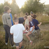 Geocaching Scouts July 2014