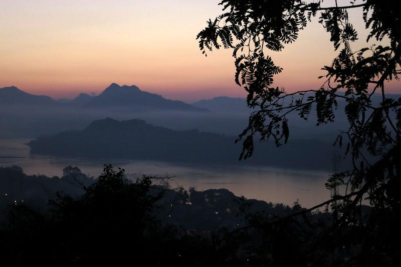 Sunset from Phousi