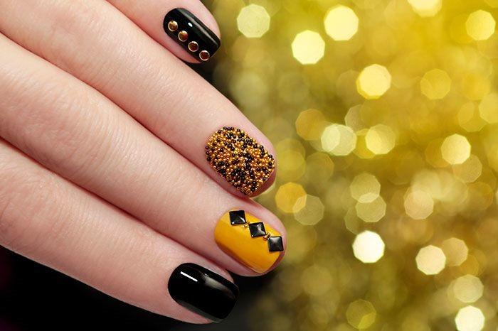 Caviar Nail Art Design