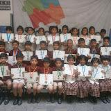 Little kids of MNR Scottsdale Santoshnagar branch