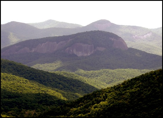 00 - Looking Glass Rock - The Whale - taken from the BRP