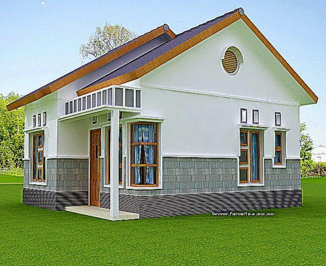 desain gambar rumah sederhana gallery taman minimalis