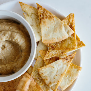 How to Make Homemade Pita Chips Recipe
