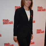 WWW.ENTSIMAGES.COM -    Kay Burley  arriving at     Made In Dagenham - press night at Adelphi Theatre London November 5th 2014Comedy musical based on the hit British film.                                                  Photo Mobis Photos/OIC 0203 174 1069
