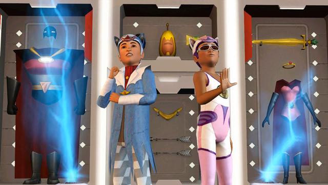 De Sims 4 Filmavond Accessoires - film