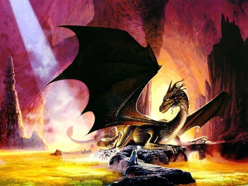 Magick Slave, Dragons 3