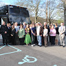 Citizens Advisory Council on Parochial Busing Albany Lobby Trip
