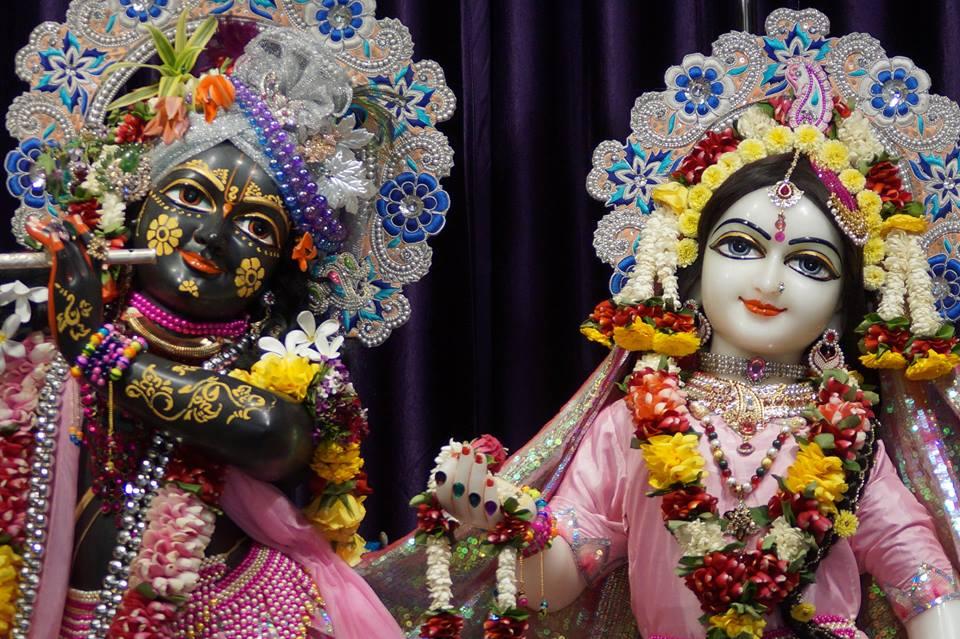 ISKCON Noida Deity Darshan 28 Mar 2016  (5)