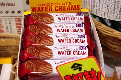 おすすめ商品:ターノック-チョコウエハース
