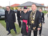 a Ing.Bereck Oszkár polgármester Bc.László Gábor polgármester Mgr.Szalay Gyula esperes.JPG