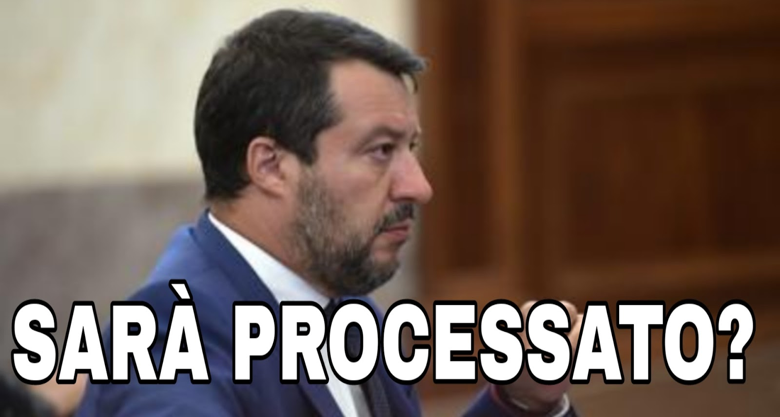 Ultim'ora Matteo Salvini verso il processo? Oggi il voto al senato