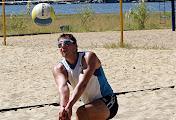 НКТВ выиграло на «Стрелке» турнир по пляжному волейболу