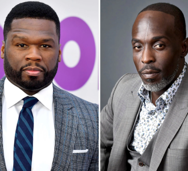 50 Cent slammed for insensitive post on the death of Michael K Williams who he had beef with