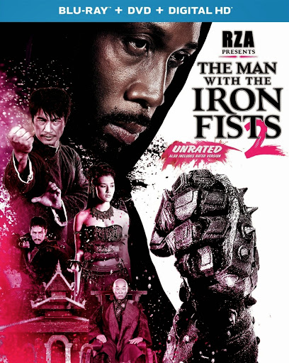 The Man With The Iron Fists 2 - Quyền vương