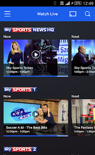 NOW TV- screenshot thumbnail