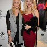 WWW.ENTSIMAGES.COM -    Stephanie Pratt and Ashley James    at      Whistle and  Bango  launch party at Wolf and Badger, London October 23rd 2014Ashley James, Ania Kubow and Rosie Parkes are showcasing their new brand and bracelets at a celebrity studded press launch                                                 Photo Mobis Photos/OIC 0203 174 1069