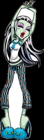 Monster High - Frankie Stein