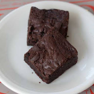 Easy Cocoa Brownies.