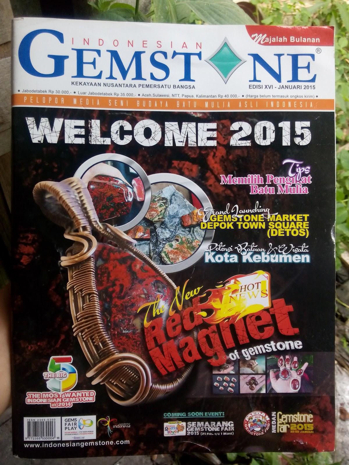 Majalah Gemstone Pdf