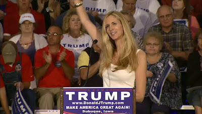 Ann Coulter: Donald Trump is 'mental'