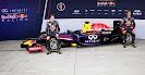 Red Bull Racing RB10 with Sebastian Vettel & Daniel Ricciardo