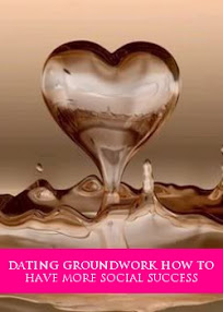 Cover of Chris's Book Dating Groundwork How To Have More Social Success
