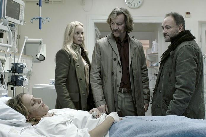 Kim Bodnia, Magnus Krepper, Sofia Helin