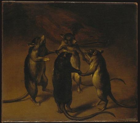 ronda de ratas van kessel