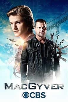 Baixar Série MacGyver 2ª Temporada Torrent Grátis