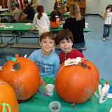 PumpkinDecorating2007