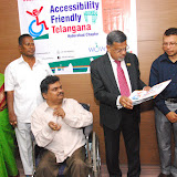 Launching of Accessibility Friendly Telangana, Hyderabad Chapter - DSC_1225.JPG