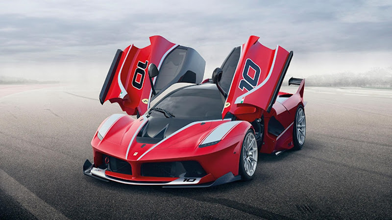 LaFerrari FXX K – $2.7 Million (1)