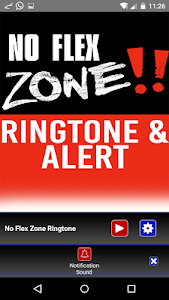 No Flex Zone Ringtone & Alert screenshot 2