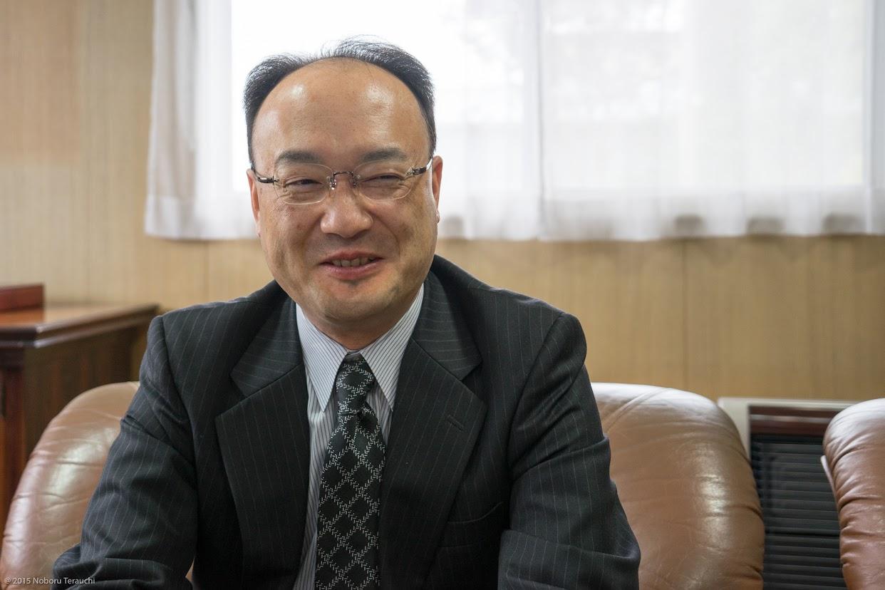 藤岡靖士さん