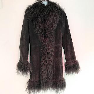 Marvin Richards Suede Coat