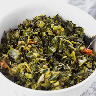 Jamaican Callaloo Recipe