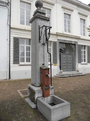 Tessenderlo, waterpomp